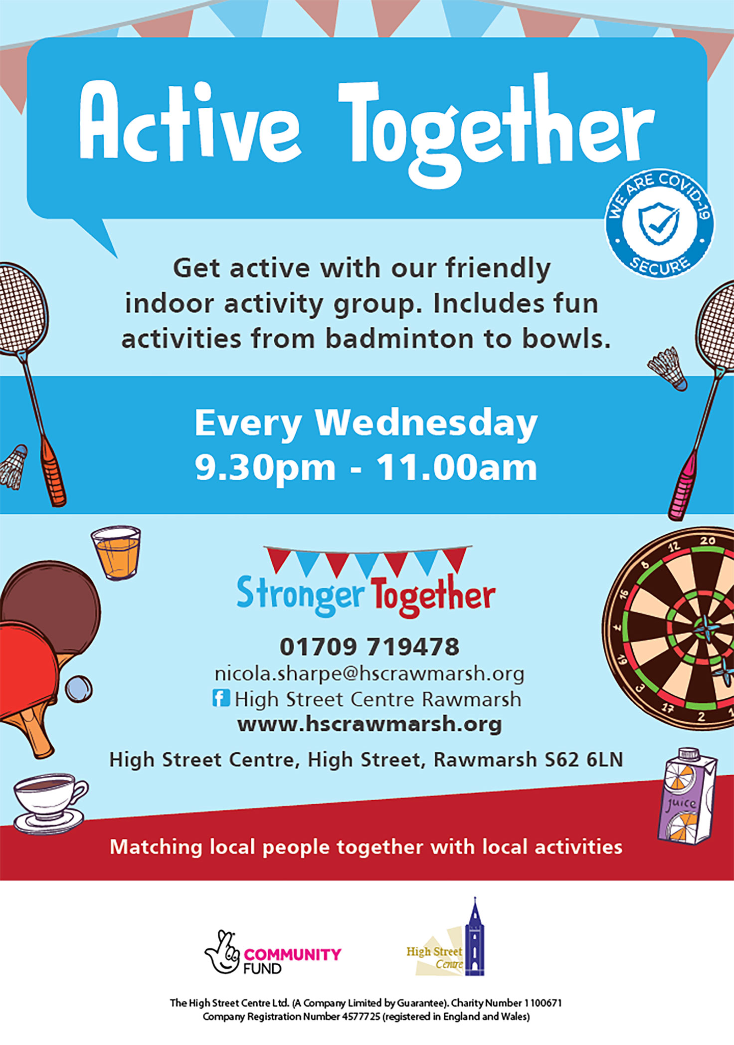Active Together June 21