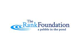 The Rank Foundation logo
