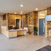 New Reception – Extending Our Welcome