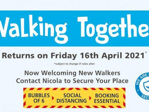 Walking Together is Back