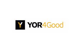 Yor4Good logo