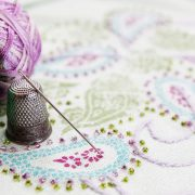 Embroidery Together